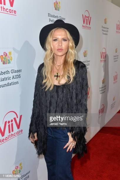 Rachel Zoe attends the Elizabeth Glaser Pediatric AIDS Foundation's 30th Annual A Time for Heroes Family Festival at Smashbox Studios on October 27...