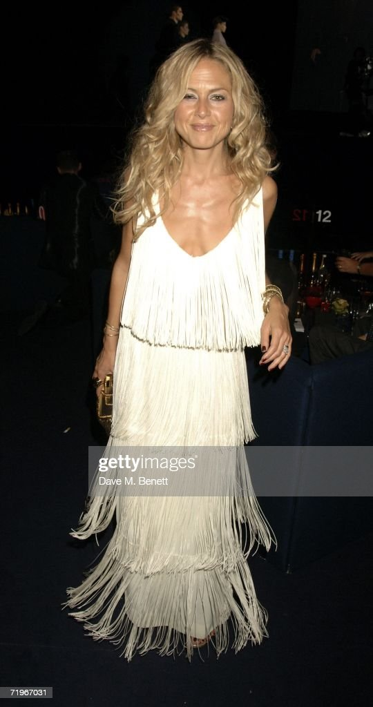 Rachel Zoe attends the fashion show and party to celebrate the launch of Emporio Armani RED collection, at Earls Court on September 21, 2006 in London, England.