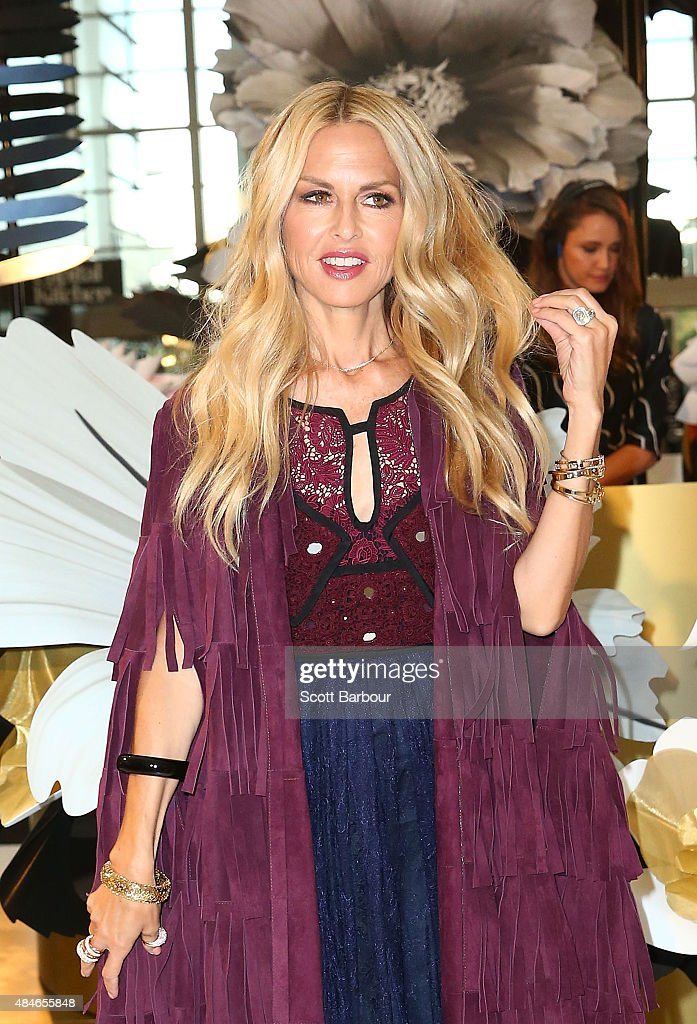 Icons Of Style Breakfast With Rachel Zoe : News Photo