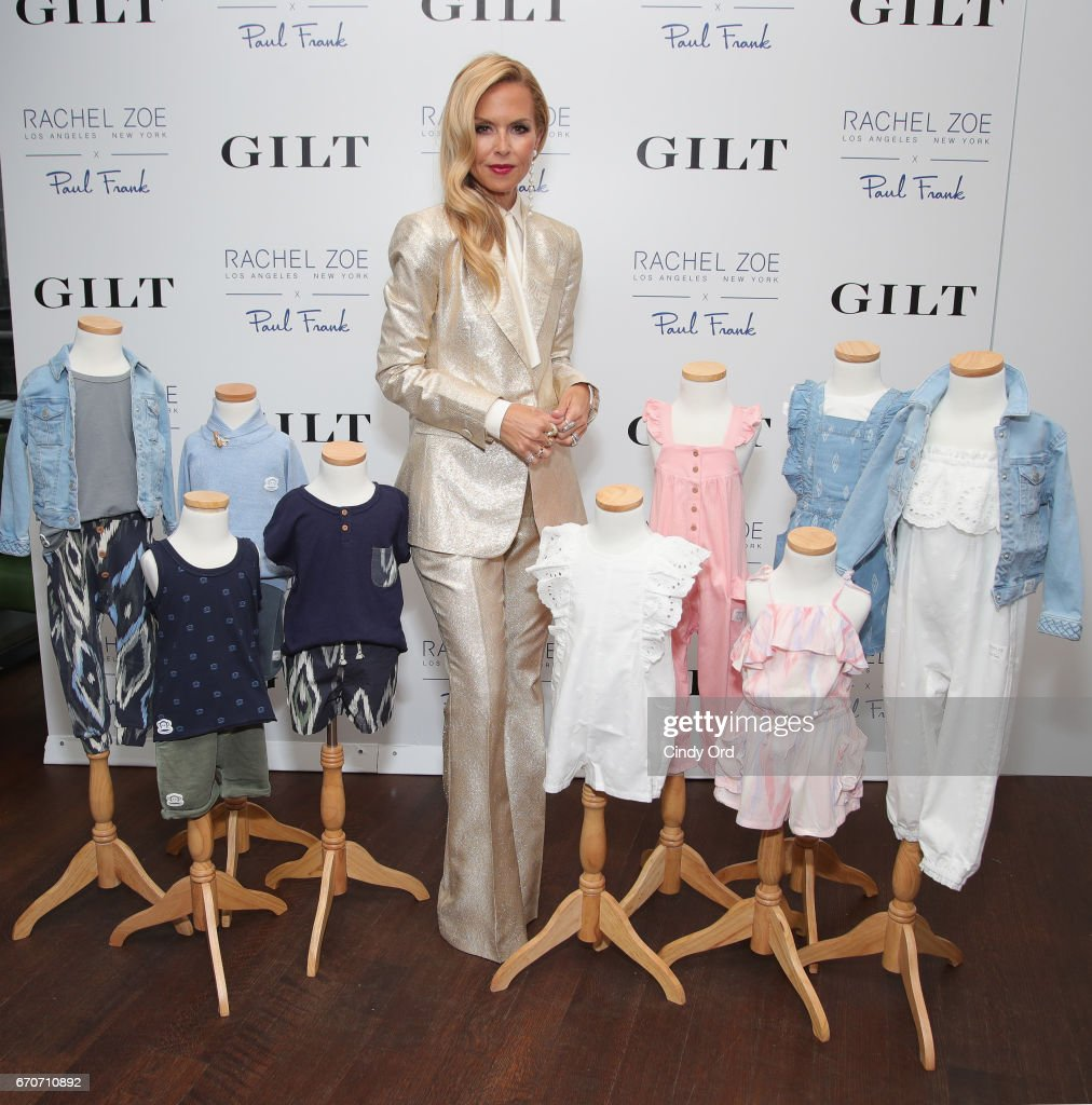Gilt, Rachel Zoe & Paul Frank Host Launch Of Exclusive Children's Collection At Catch NYC