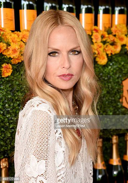 Rachel Zoe attends the SixthAnnual Veuve Clicquot Polo Classic at Will Rogers State Historic Park on October 17 2015 in Pacific Palisades California