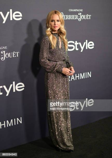 Rachel Zoe attends the Third Annual 'InStyle Awards' presented by InStyle at The Getty Center on October 23 2017 in Los Angeles California