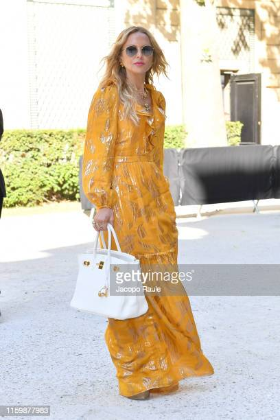 Rachel Zoe attends the Valentino Haute Couture Fall/Winter 2019 2020 show as part of Paris Fashion Week on July 03 2019 in Paris France
