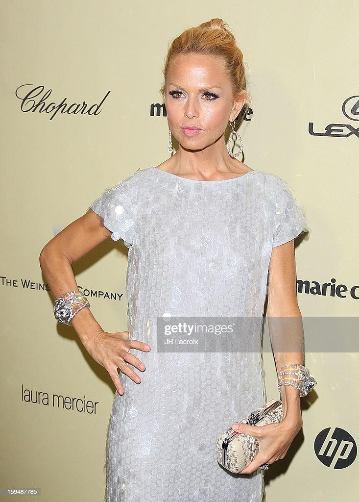Rachel Zoe attends The Weinstein Company's 2013 Golden Globes After Party at The Beverly Hilton Hotel on January 13, 2013 in Beverly Hills, California.