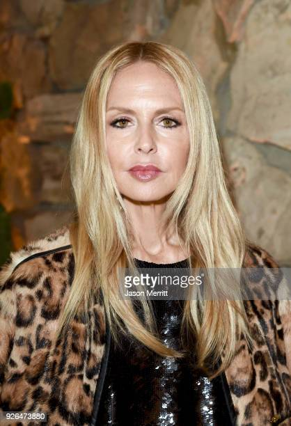 Rachel Zoe attends Vanity Fair and Fashion Designers Jack McCollough and Lazaro Hernandez Celebrate the Launch of Proenza Schouler's First Fragrance...