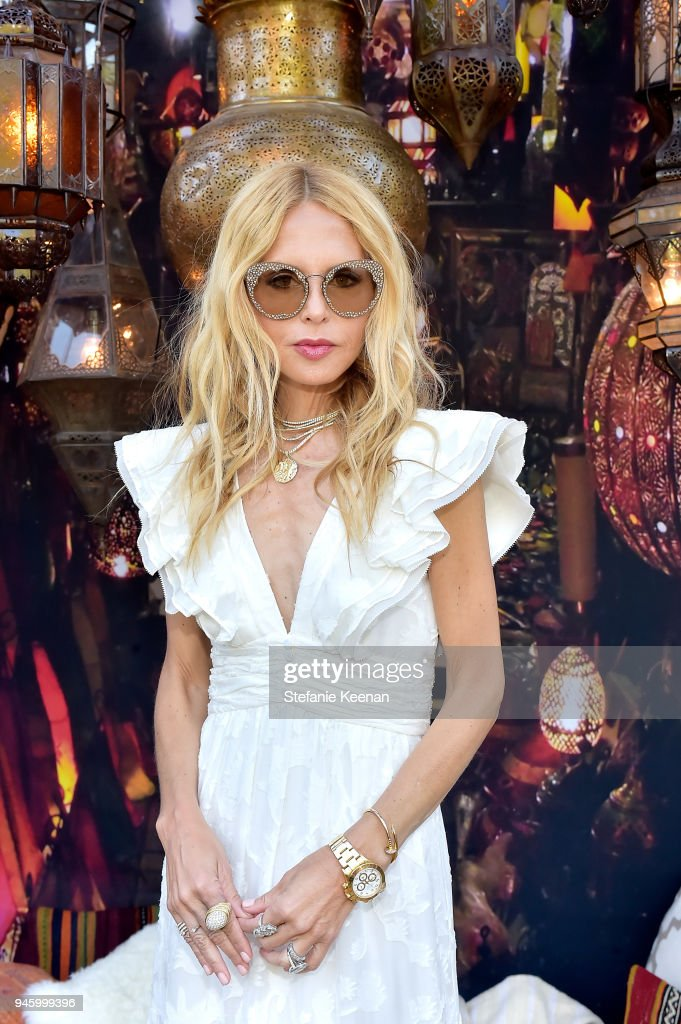 Rachel Zoe attends ZOEasis 2018 at Parker Palm Springs on April 13, 2018 in Palm Springs, California.