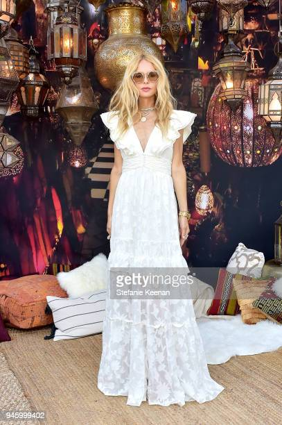 Rachel Zoe attends ZOEasis 2018 at Parker Palm Springs on April 13 2018 in Palm Springs California