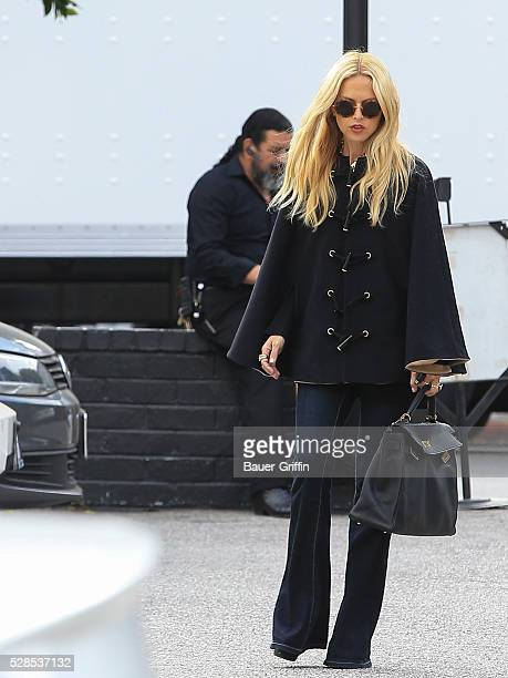 Rachel Zoe is seen on May 05 2016 in Los Angeles California