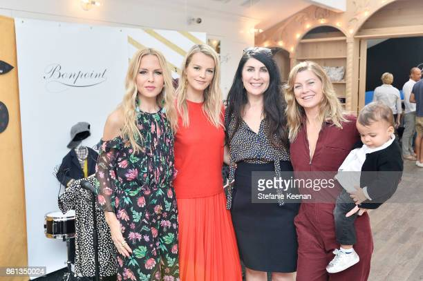 Rachel Zoe Kelly Sawyer Patricof Estee Stanley and Ellen Pompeo attend Bonpoint Baby2Baby Celebrate At Au Fudge With Estee Stanley Kelly Sawyer...
