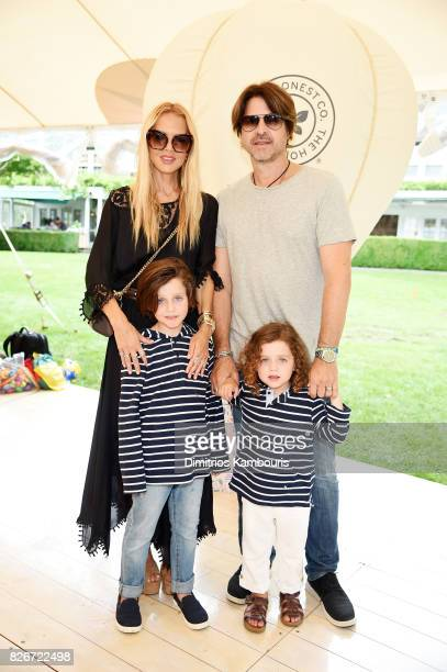 Rachel Zoe Skyler Morrison Berman Kaius Jagger Berman and Rodger Berman attend as the Honest Company and The GREAT celebrate The GREAT Adventure on...