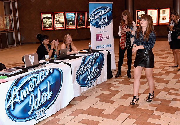 Season XV American Idol Auditions At bBooth Nashville