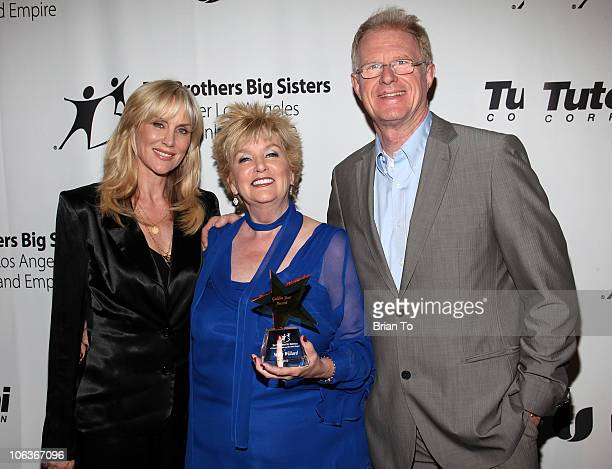 Rachelle CarsonBegley Mary Willard and Ed Begley Jr attend Big Brothers Big Sisters 2010 Rising Stars Gala at The Beverly Hilton hotel on October 29...