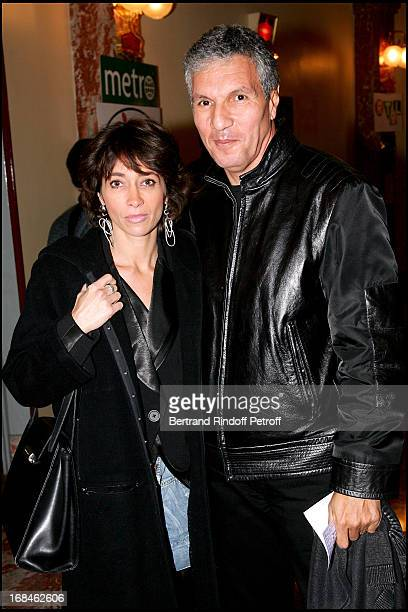 Rachid Arhab and his wife Guy Bedos comes back 20 years later to La Scene Du Cirque D'Hiver to perform his new show in Paris