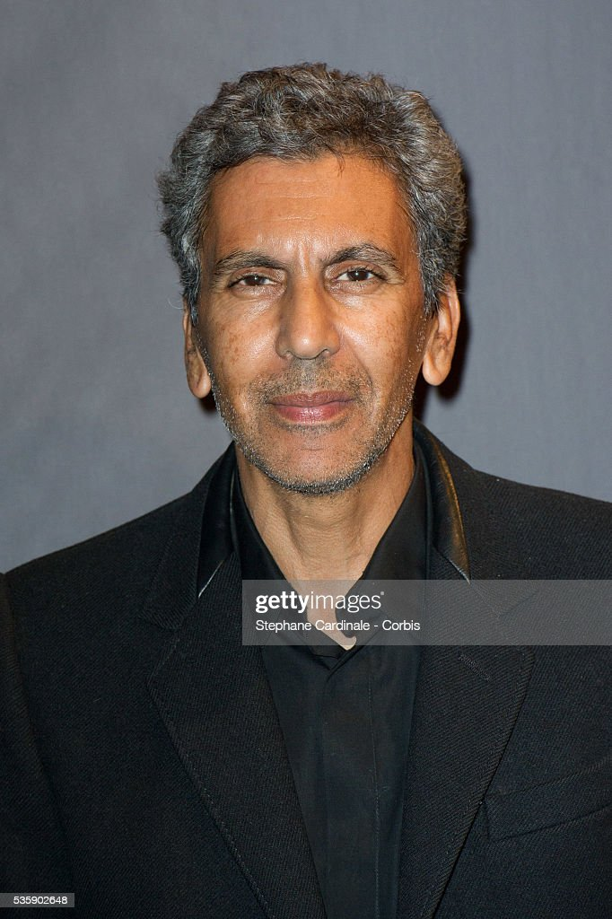 Rachid Bouchareb attends the Tribute to Quentin Tarantino, during the 5th Lumiere Film Festival, in Lyon.