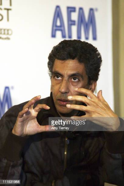 Rachid Bouchareb Director of 'Days of Glory' during AFI Fest 2006 Foreign Oscar Contenders Panel AFM Press Conference at Loews Santa Monica Beach...