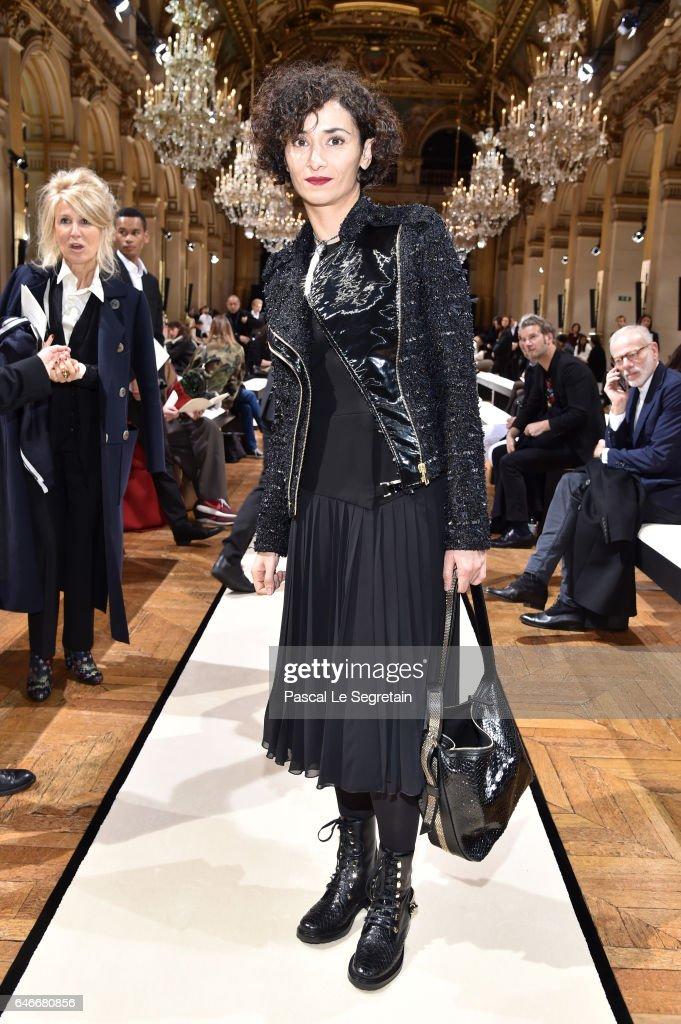 Lanvin : Front Row  - Paris Fashion Week Womenswear Fall/Winter 2017/2018