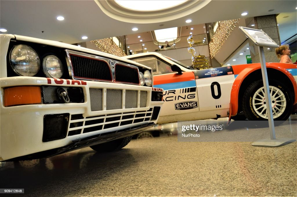 Retro Rally Racing Exhibition in Ankara Photos and Images | Getty ...