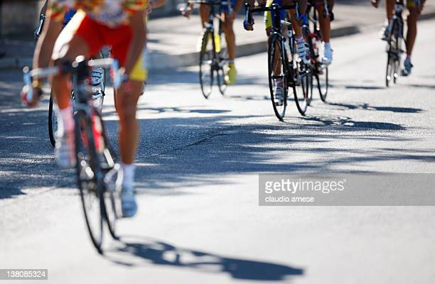 Racing Bicycle. Color Image