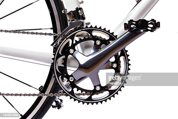 Racing bike detail