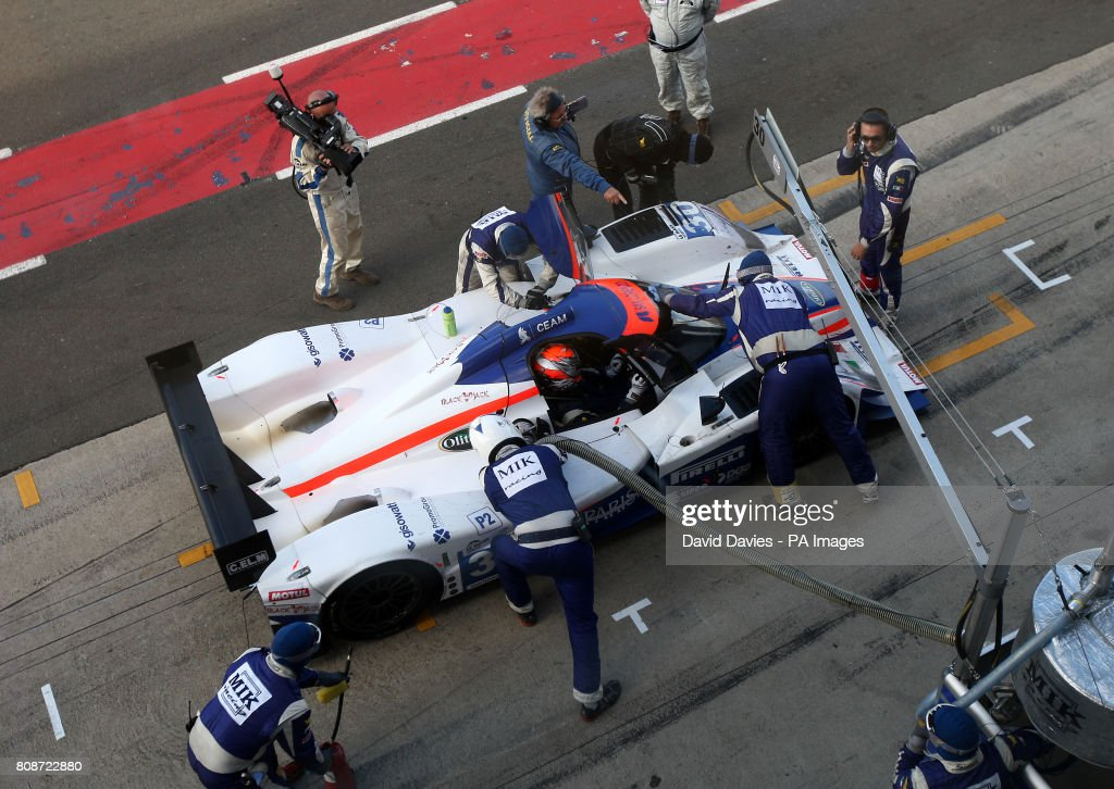 Motor Racing - Le Mans Series - Race Day - Silverstone Pictures ...