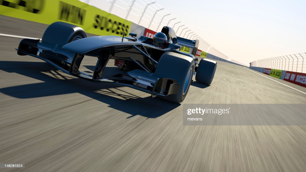 Racing Car : Stock Photo