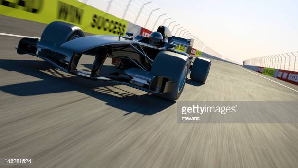 racing car - grand prix motor racing stock pictures, royalty-free photos & images