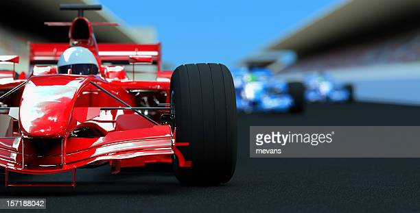 racing cars - racing car stock pictures, royalty-free photos & images