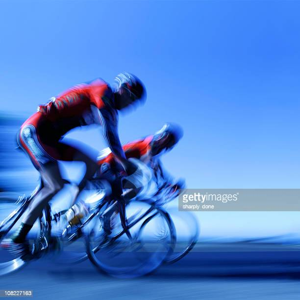 xxl racing cyclists - cycling event stock pictures, royalty-free photos & images