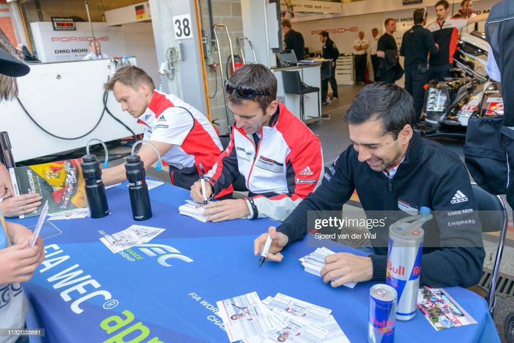 FIA WEC 6 Hours of Spa 2016 : Fotografía de noticias