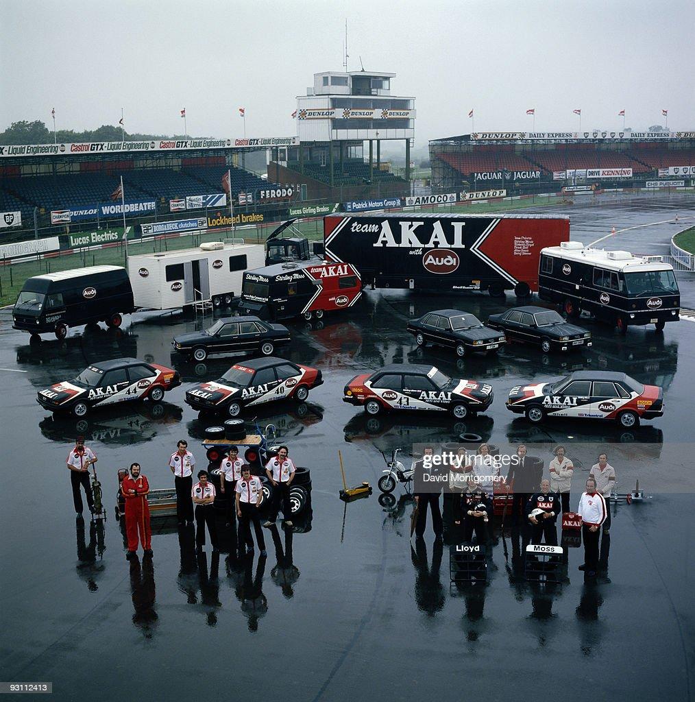 Audi Team : Nachrichtenfoto