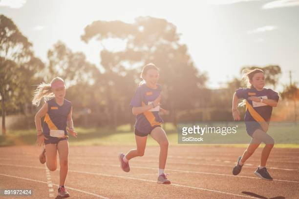 Racing In Athletics Club