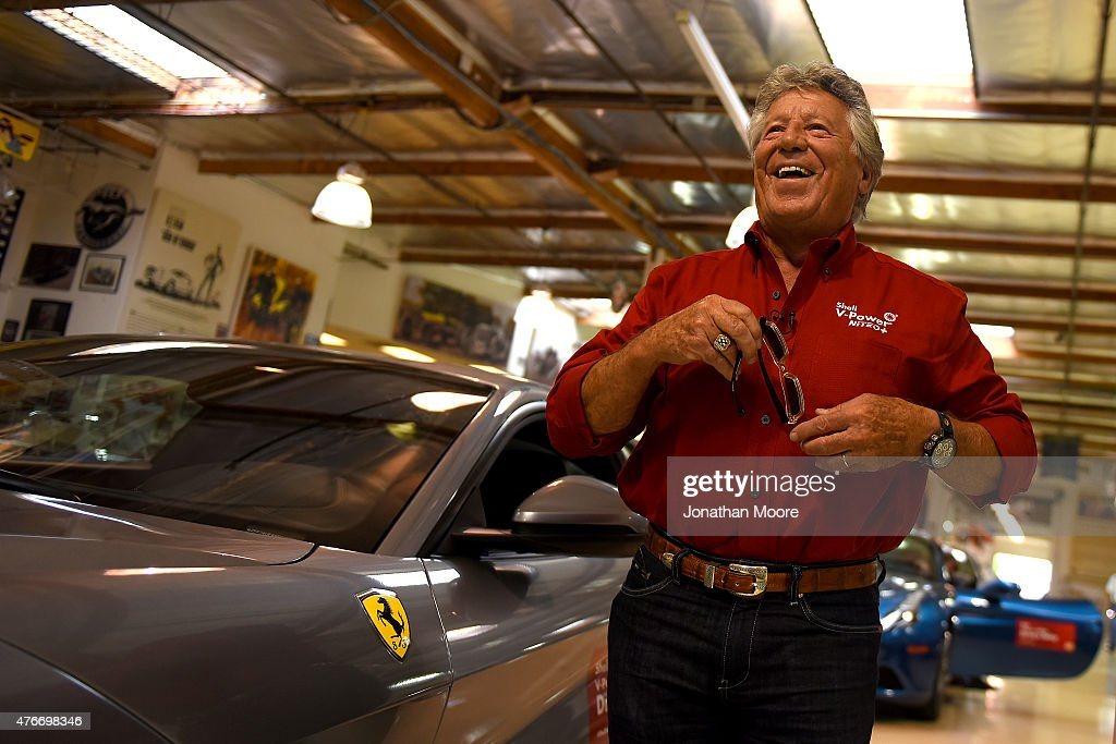 Shell Event At Jay Leno's Big Dog Productions Car Warehouse
