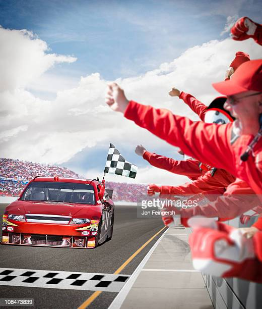 racing - nascar stock pictures, royalty-free photos & images
