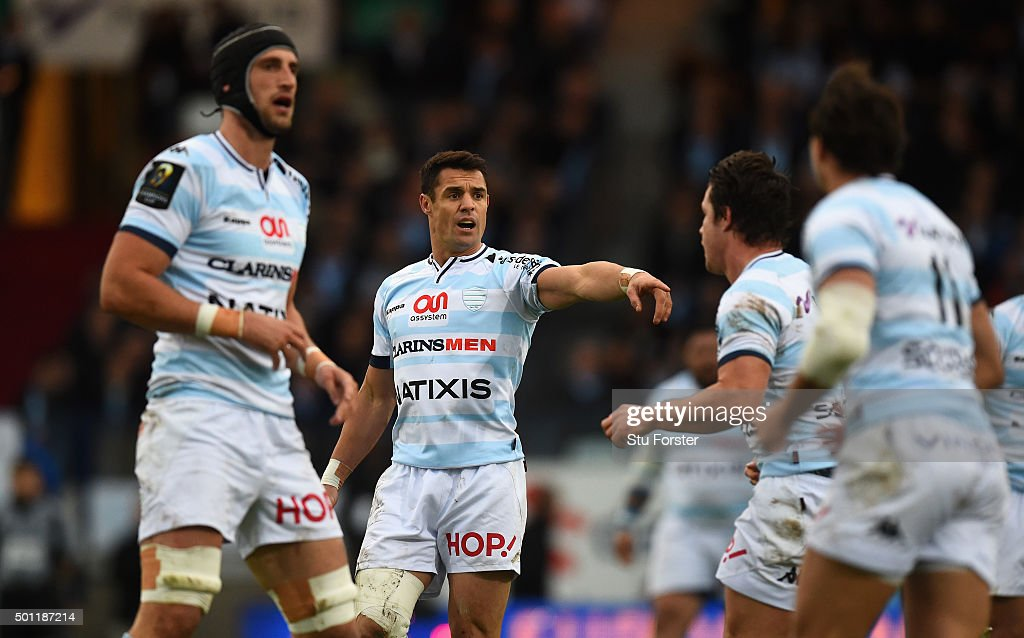 Racing 92 v Northampton Saints - European Rugby Champions Cup : News Photo