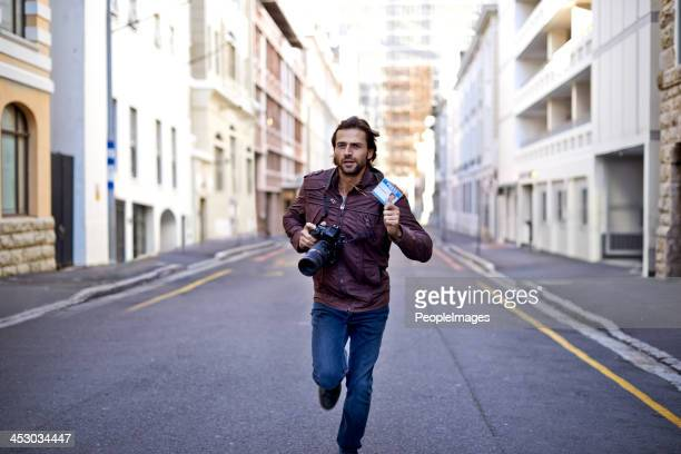 racing to get the first photo - journalist stock pictures, royalty-free photos & images