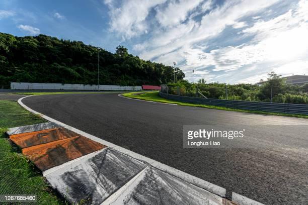 racing track - サーキット ストックフォトと画像