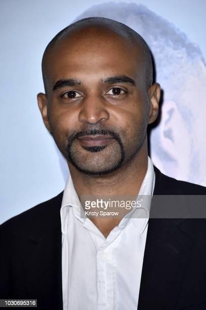 """Racisme President, Dominique Sopo attends the """"Vaurien"""" Paris Premiere at Gaumont Capucines on September 10, 2018 in Paris, France."""
