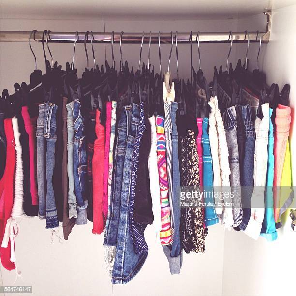 Rack Of Shorts For Sale In Store