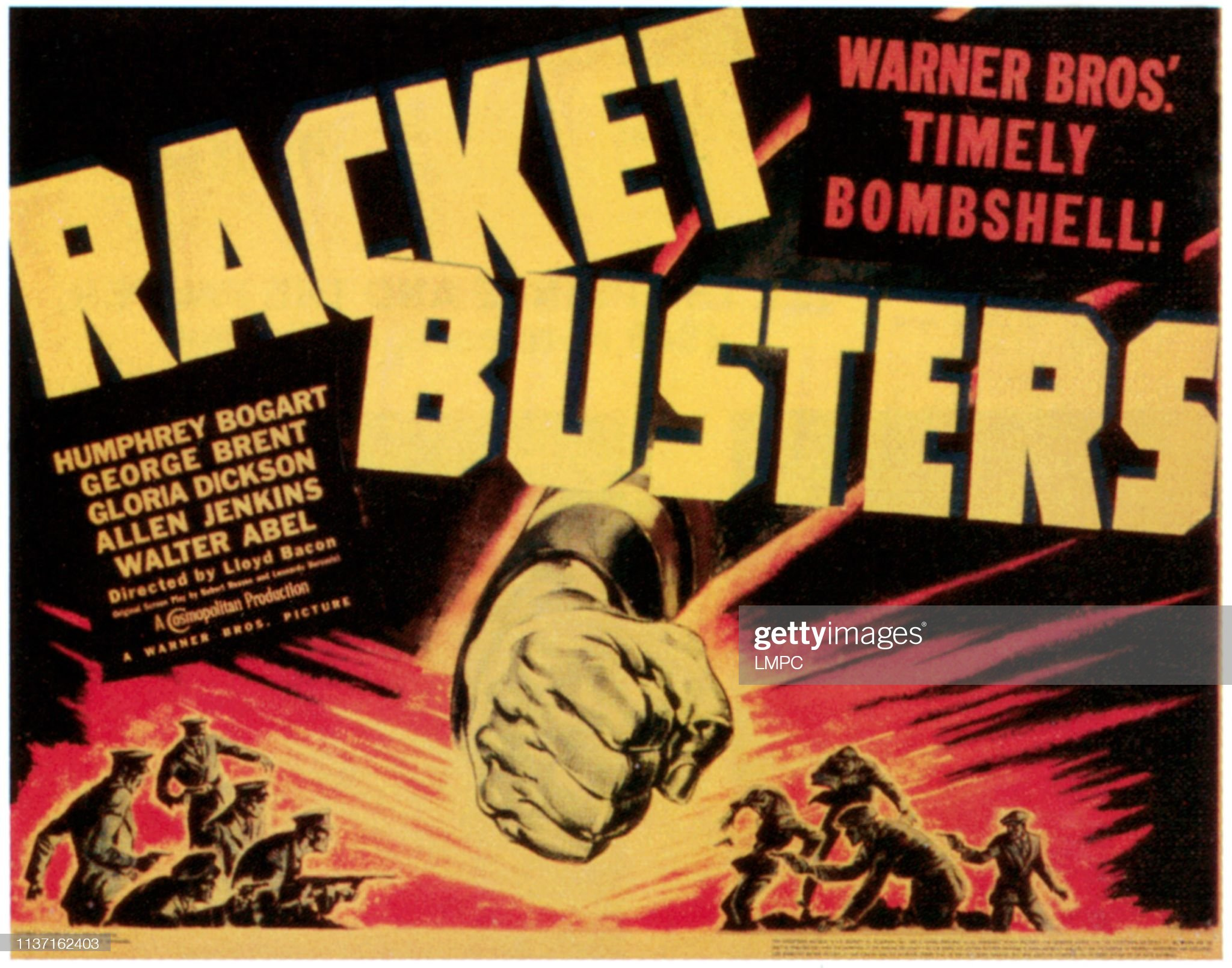racket-busters-poster-1938-picture-id1137162403?s=2048x2048