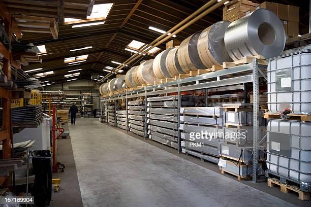 Racking で工場