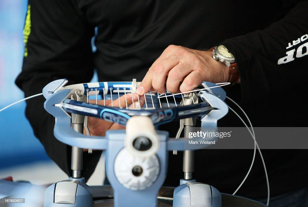 BMW Tennis Open : ニュース写真