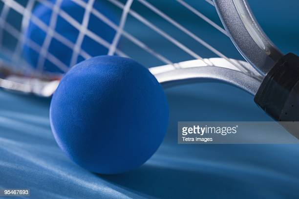 Racquetball and racket