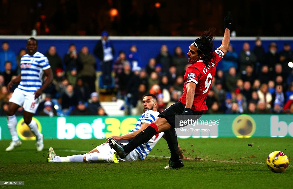 Queens Park Rangers v Manchester United - Premier League : News Photo