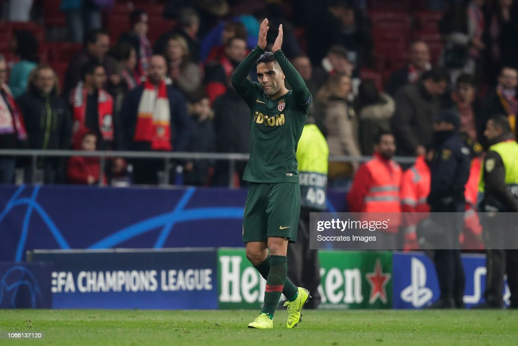 Atletico Madrid v AS Monaco - UEFA Champions League : News Photo