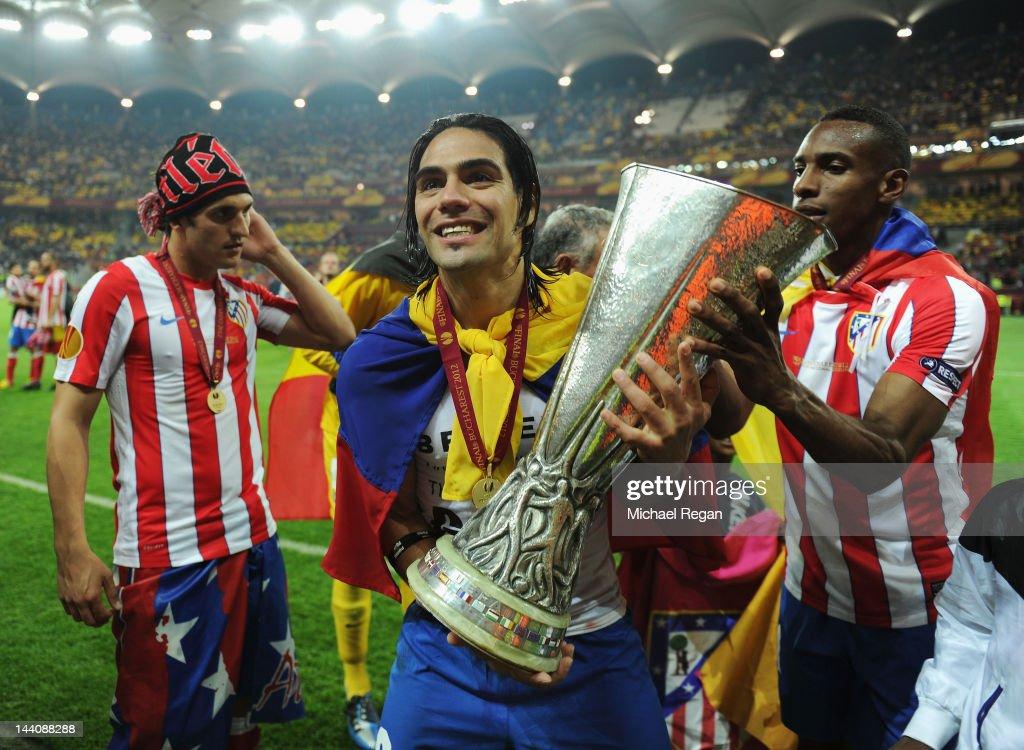 Atletico Madrid v Athletic Bilbao - UEFA Europa League Final : News Photo