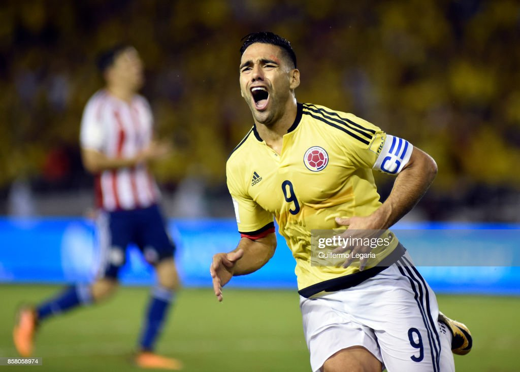 Colombia v Paraguay - FIFA 2018 World Cup Qualifiers