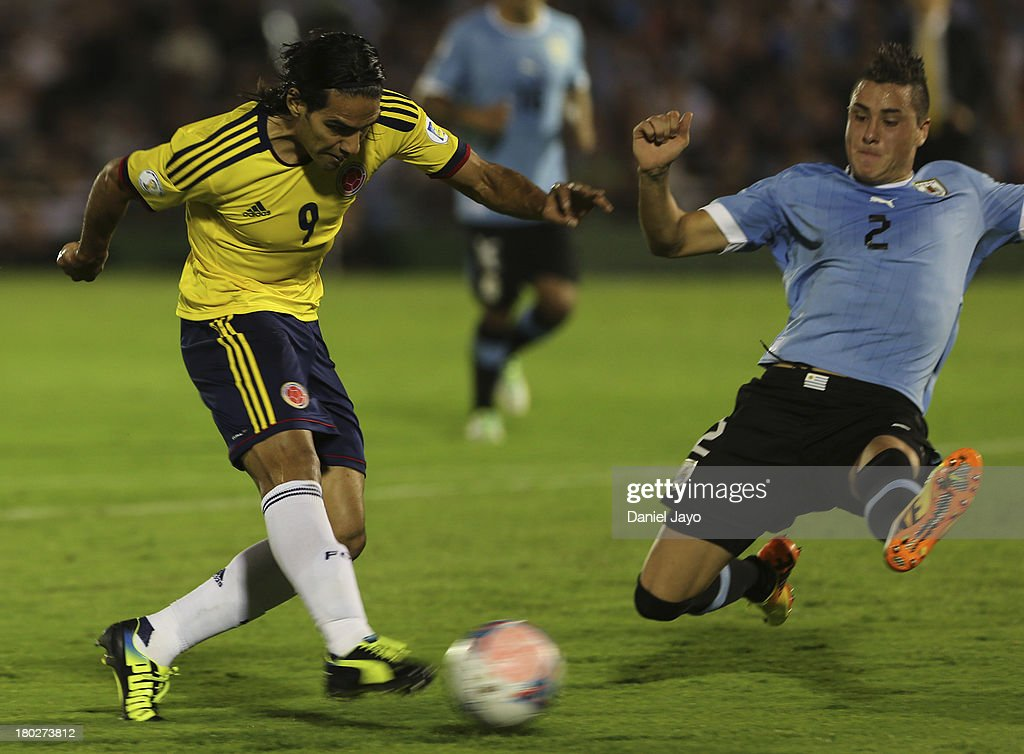 Uruguay v Colombia - South American Qualifiers : News Photo