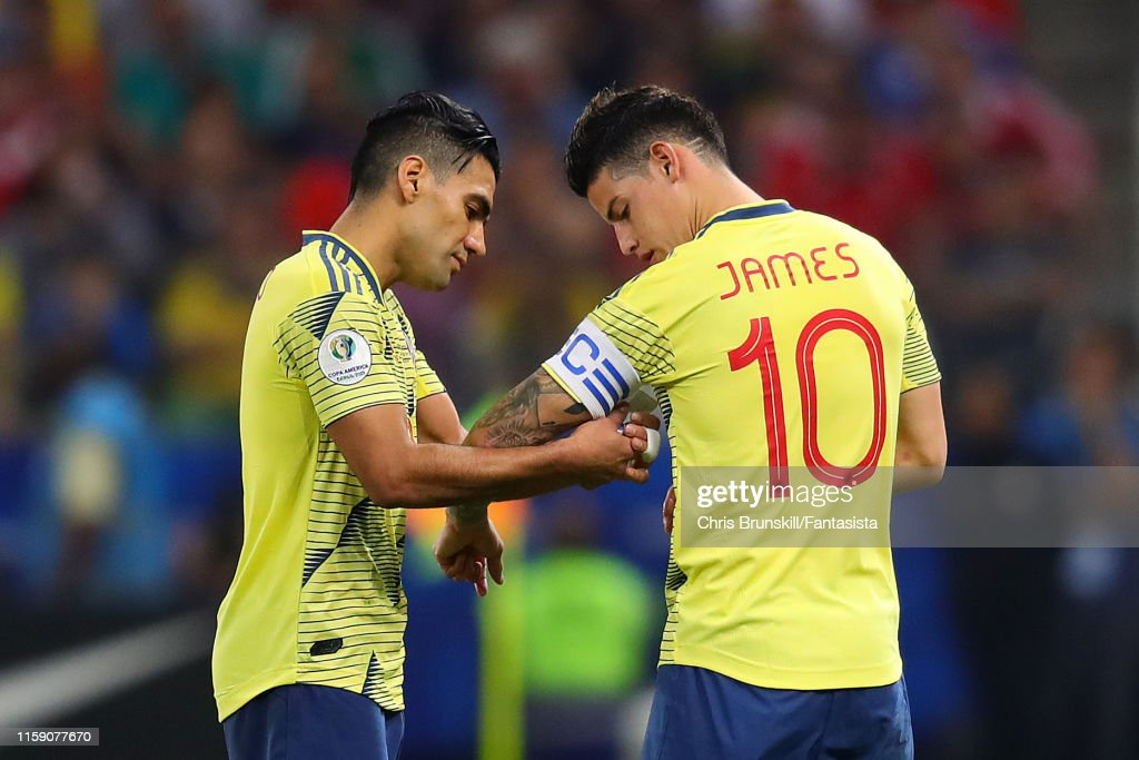 Colombia v Chile: Quarterfinal - Copa America Brazil 2019 : News Photo