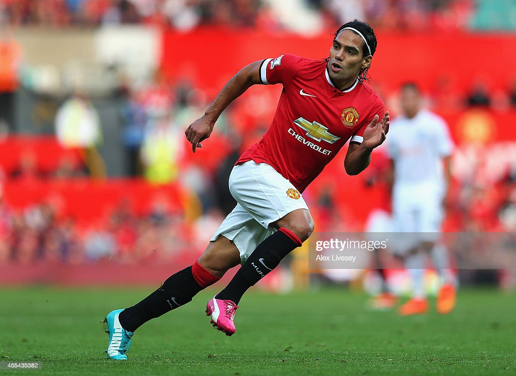 Manchester United v Queens Park Rangers - Premier League : News Photo