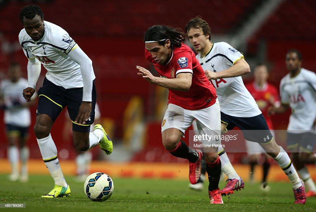 Manchester United v Tottenham Hotspur: U21 Premier League